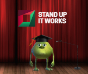 """Научно-популярный stand-up """"It works!"""""""