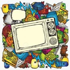 Современное телевидение: между национальным и глобальным-2017