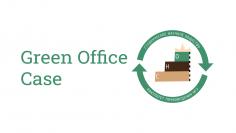 Экологический кейс Green Office Case