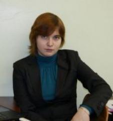 Оксана Викторовна Кравченко