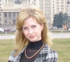 Елена Вячеславовна Федонина