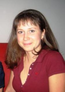 Анна Вячеславовна Гвоздева