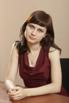 Анастасия Васильевна Баранова
