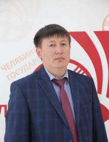 Алимжан Бауржанович Бекмагамбетов