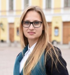 Мария Михайловна Кошелева