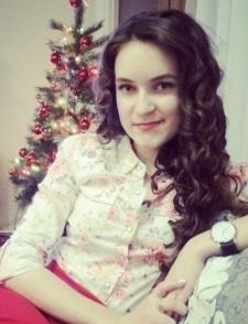 Анастасия Вячеславовна Молодцова