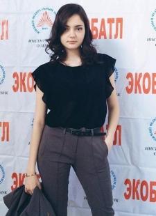 Арина Евгеньевна Глушко