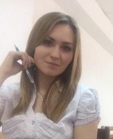 Дина Владимировна Андриянова