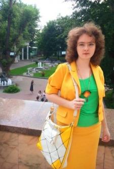 Мария Юрьевна Токарева