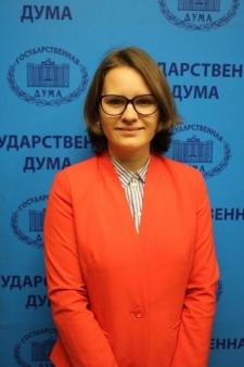 Екатерина Алексеевна Чапковская
