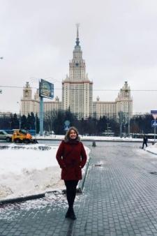 Мария Михайловна Никанорова