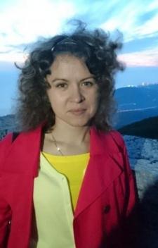 Валентина Анатольевна Ижерская