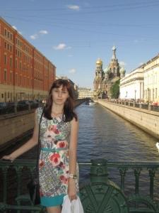Мария Александровна Дудкина