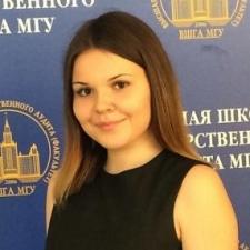 Анна Константиновна Живалева