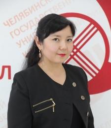Айгуль Турехановна Исмагулова
