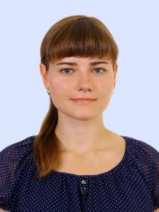 Карина Юрьевна Сметанина