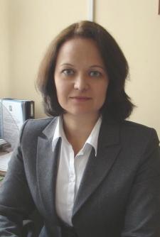 Екатерина Владимировна Резанова