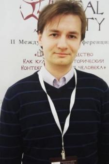 Александр Алефтинович Дерюгин