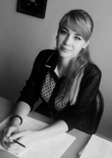 Юлия Дмитриевна Жукова