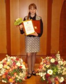 Наталья Викторовна Комарова