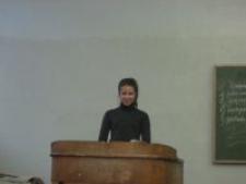 Александра Сергеевна Егорова