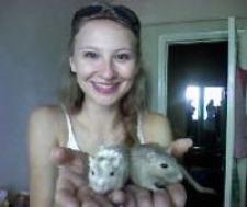 Анна Евгеньевна Сахарова