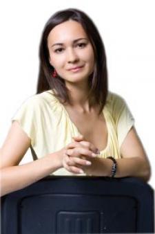 Диана Ильдаровна Галлямова