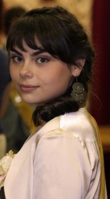Анна Александровна Слепцова