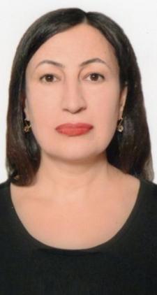 Замира Ясиновна Абдулкеримова