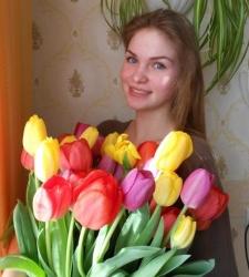 Анна Константиновна Цветкова