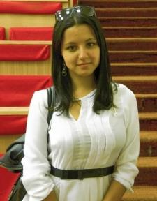 Дарья Андреевна Суворова