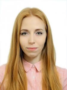 Дарья Сергеевна Оглоблина