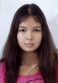 Диана Зуфаровна Хасаева