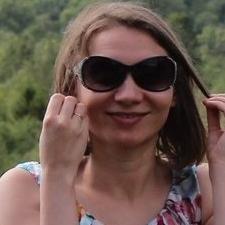 Евгения Владимировна Ивановская