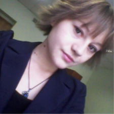 Энже Ринатовна Арсланова