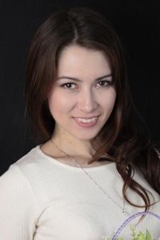 Снежана Харисовна Мусаева