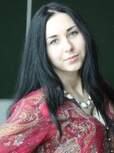 Кристина Сергеевна Струкова