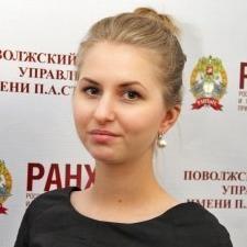 Виктория Игоревна Горда