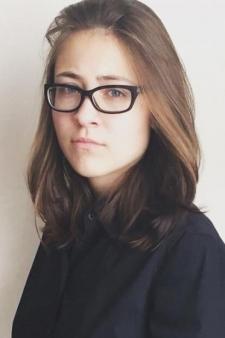Кристина Андреевна Оленёва