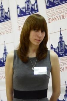 Анастасия Сергеевна Мясникова