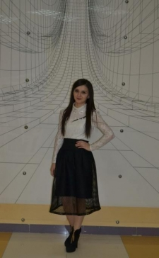Амина Канаматовна Биджиева