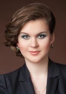 Алена Валерьевна Дудникова