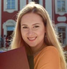 Кристина Владимировна Мирошниченко