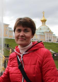 Виктория Николаевна Карпухина