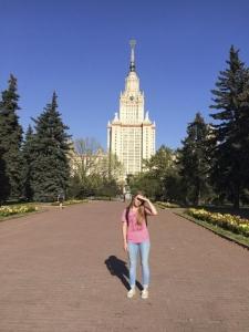Анастасия Денисовна Русова