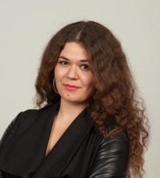 Анастасия Дмитриевна Голунова