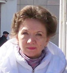 Диляра Искандеровна Насырова