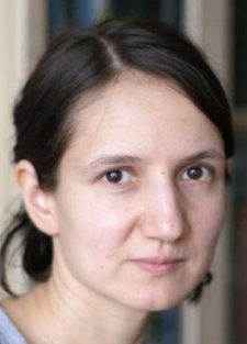 Алина Эмануиловна Анисимова