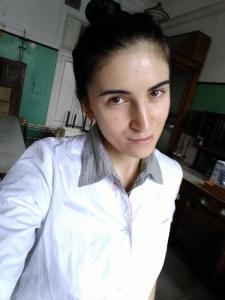 Анастасия Сергеевна Лебедева