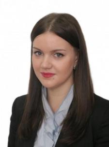 Евгения Витальевна Шаронова
